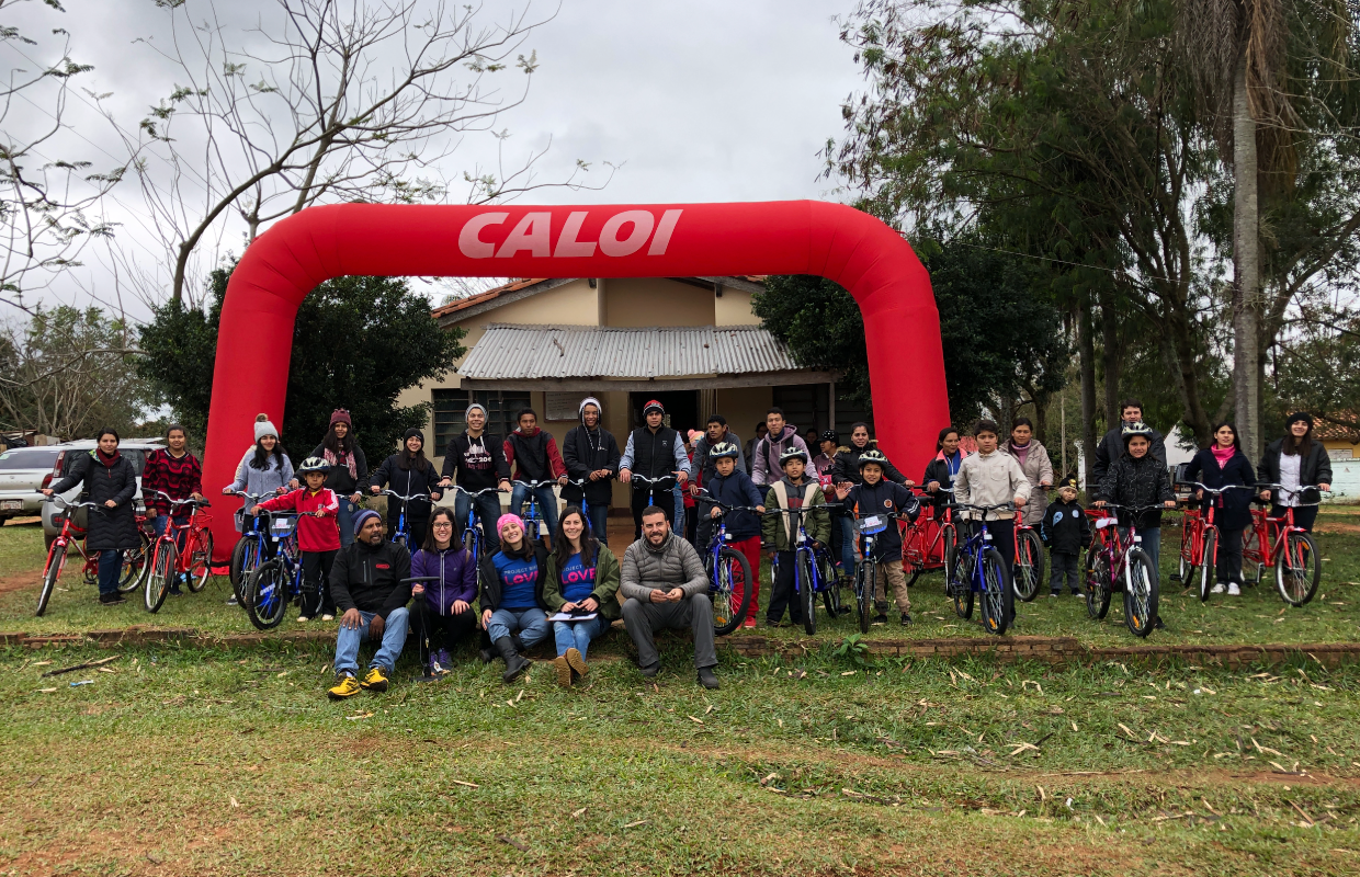 Project Bike Love and Fundación Alda transforming lives!