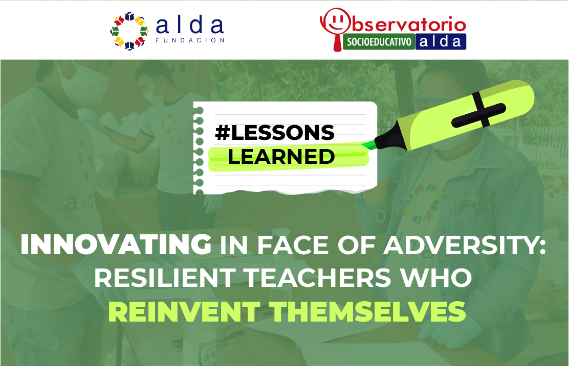 Innovating in face of adversity: resilient teachers who reinvent themselves