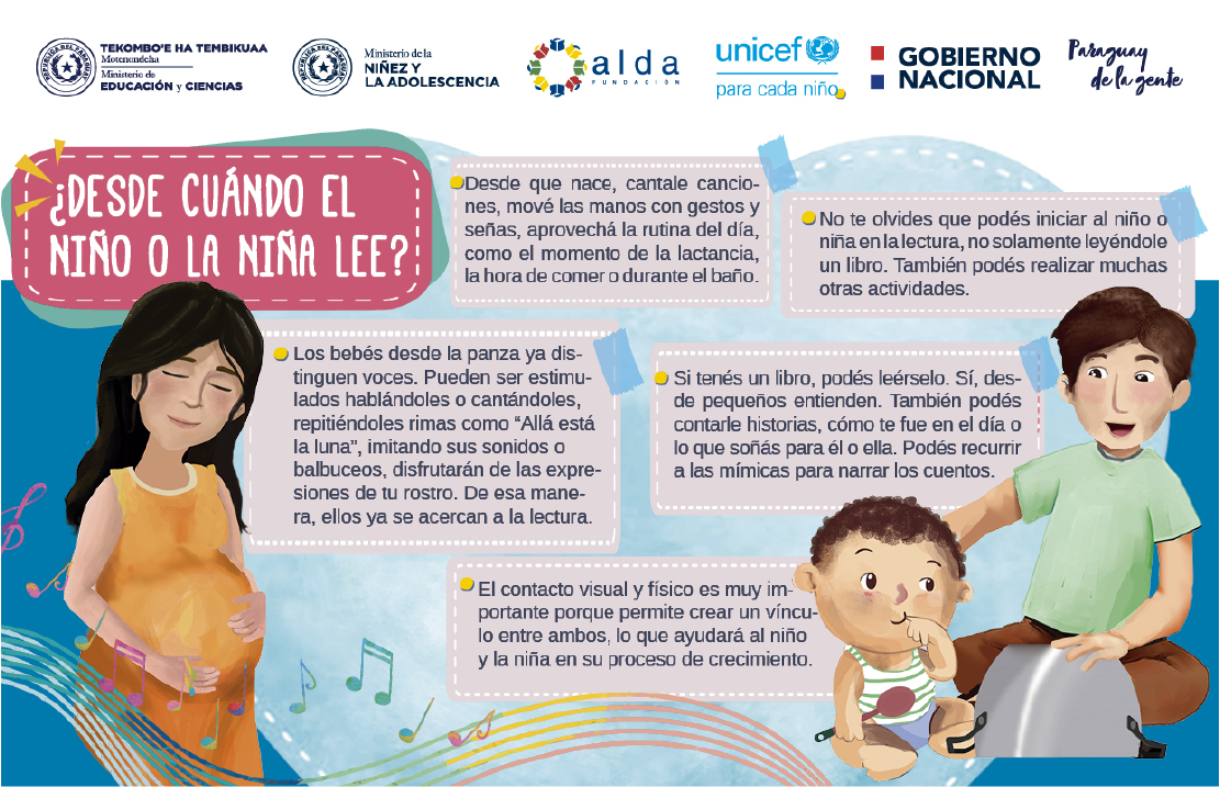 Alda collaborates with I learn at home by UNICEF